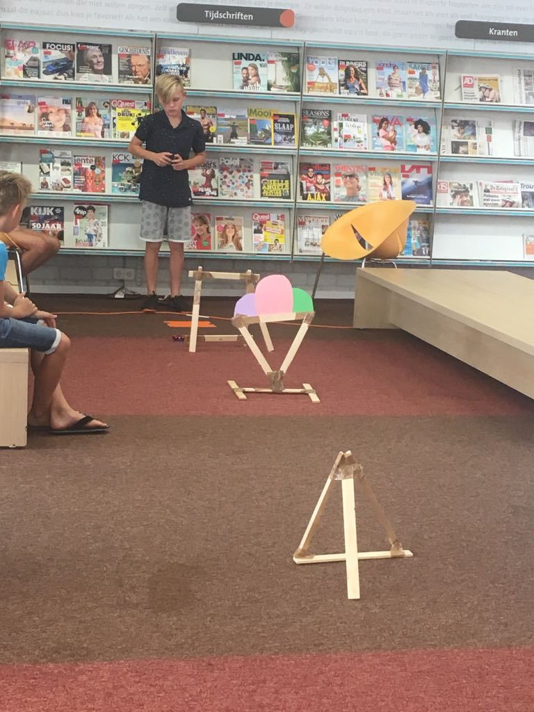 workshop drones bibliotheek